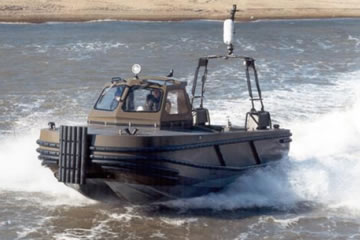 Combat Support Boat