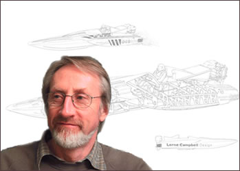 Naval Architecture on Lorne Campbell  Naval Architect Designer